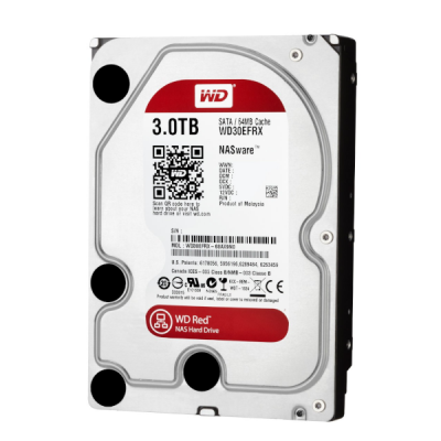 Ổ CỨNG WD 3TB RED WD30EFRX SATA3