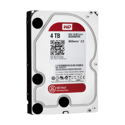 Ổ CỨNG WD 4TB RED WD40EFRX SATA3