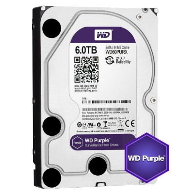 Ổ cứng WD 6TB WD60PURZ